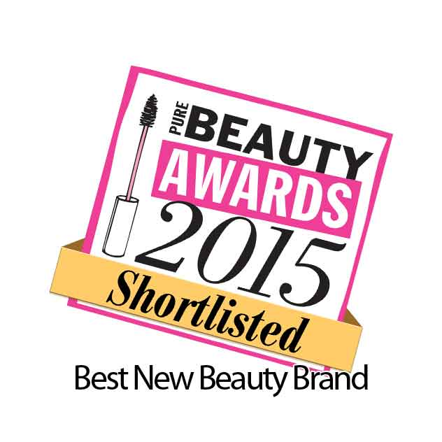 Pure Beauty Awards 2015 Shortlisted